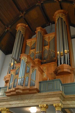Metzler-orgel